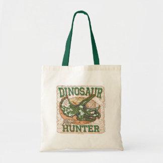 Dinosaur Hunter Triceratops Bags