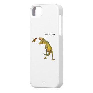 Dinosaur image for iPhone-5-5S-Barel-There iPhone 5 Cover