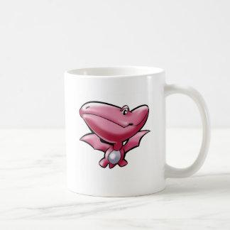 Dinosaur Kids family stuff Basic White Mug