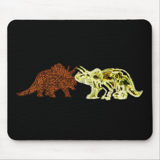 Dinosaur Mates Mouse Pad