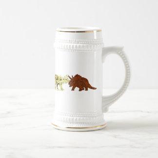 Dinosaur Mates Beer Steins