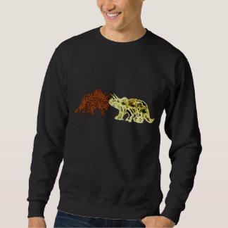 Dinosaur Mates Pull Over Sweatshirt
