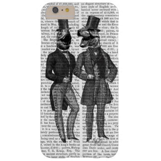 Dinosaur Men Lads Night Out Barely There iPhone 6 Plus Case