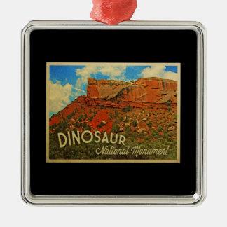 Dinosaur National Monument Christmas Ornament