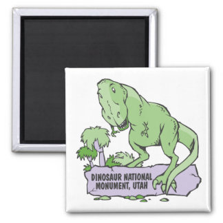 Dinosaur National Monument Utah Magnet