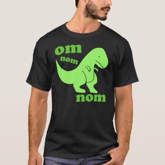 dinosaur om nom nom T-Shirt