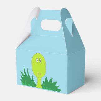 """""""Dinosaur"""" Party Favor Box Favour Boxes"""