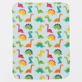 Dinosaur Pattern Blanket