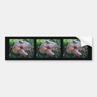 Dinosaur peel off sticker