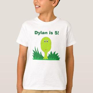 """Dinosaur"" Personalized T-Shirt"