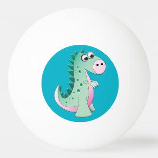 Dinosaur Ping Pong Ball