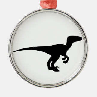 Dinosaur Raptor, Dino Design Christmas Ornament