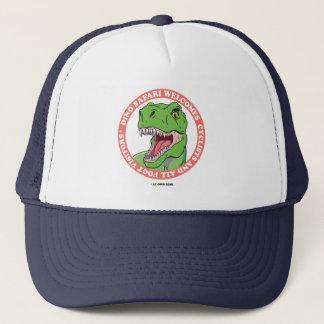 Dinosaur Safari Trucker Hat