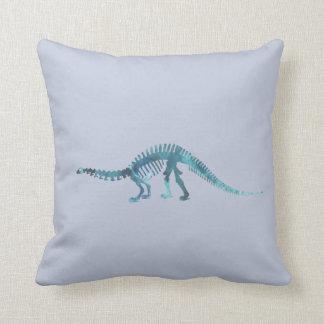 Dinosaur Skeleton Cushion