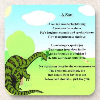 Dinosaur - Son poem Coaster