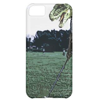 dinosaur tee Time iPhone 5C Case