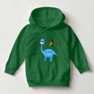Dinosaur Toddler Pullover Hoodie