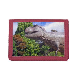 dinosaur wallet