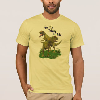 Dinosaurs at war T-Shirt
