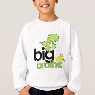 dinosaurs big brother sweatshirt
