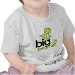 dinosaurs big brother t-shirts
