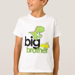 dinosaurs big brother tees