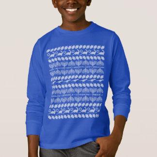 Dinosaurs & Dreidels (Kids) T-Shirt