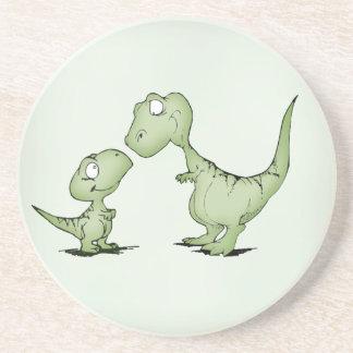 Dinosaurs Drink Coaster
