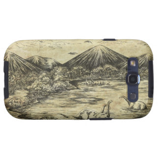 Dinosaurs Galaxy S3 Cover