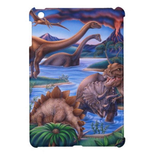 Dinosaurs Cover For The iPad Mini