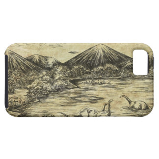 Dinosaurs iPhone 5 Cases