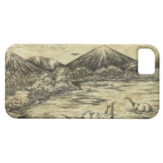 Dinosaurs iPhone 5 Cover