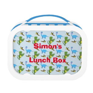 Dinosaurs Lunch Box Set