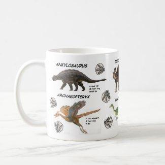Dinosaurs! Mug