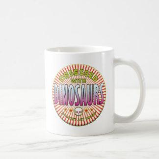 Dinosaurs Obsessed R Coffee Mugs