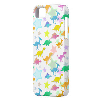 Dinosaurs Pattern iPhone 5 Case