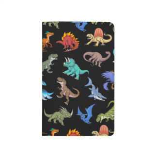 Dinosaurs Rainbow II School supplies Journals