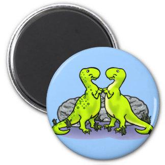 Dinosaurs Rock! Magnet