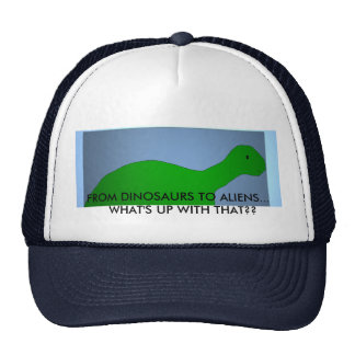 Dinosaurs to Aliens Hat