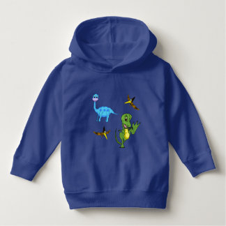 Dinosaurs Toddler Pullover Hoodie