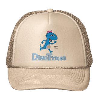 Dinotykes Allie is an Allosaurus on a Trucker Hat