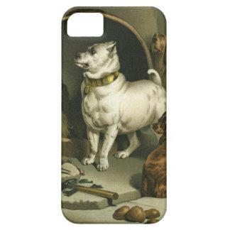 'Diogenes' by Sir Edwin Landseer (1802-1873) iPhone 5 Case