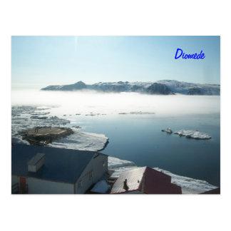 diomede 12 postcard