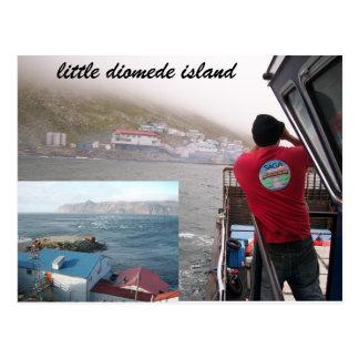 Diomede 4 postcard