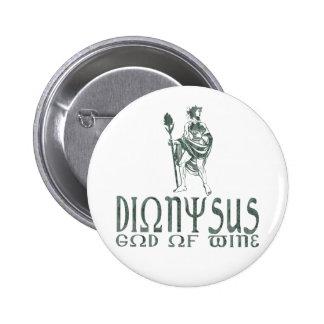 Dionysus 6 Cm Round Badge
