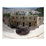 dionysus acropolis post cards
