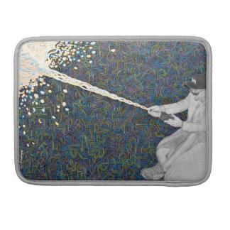 Dionysus vs. Alignment MacBook Pro Sleeve by Megha