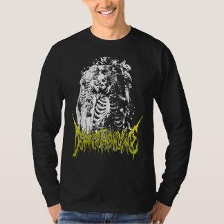 DIP Dem Bones 2sided LongSleeve T T-Shirt