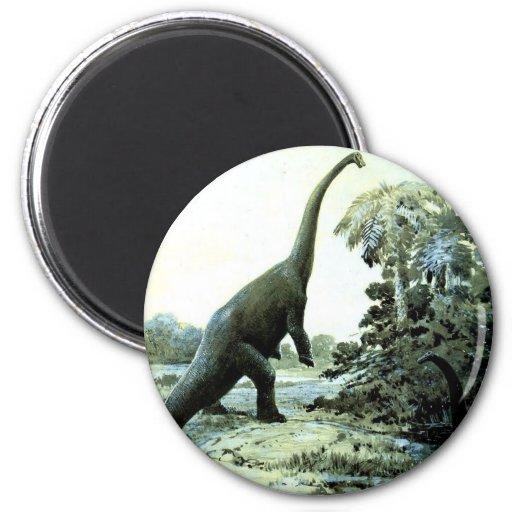 diplodocus-1 fridge magnet