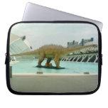 Diplodocus Dinosaur Laptop Sleeve
